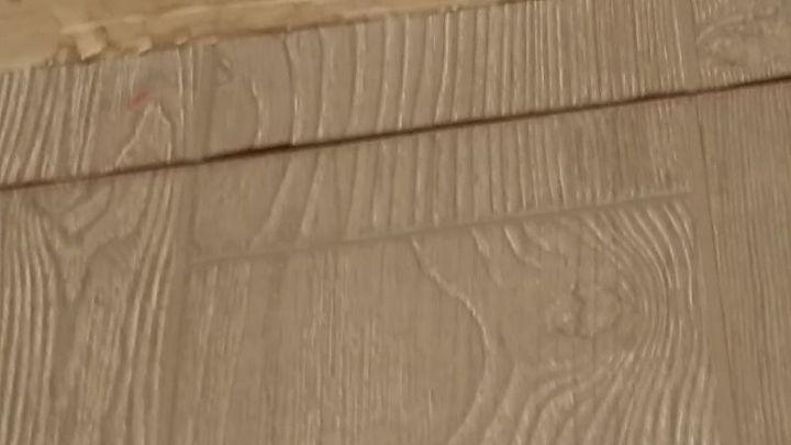 q paneling gaps