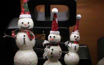 3 Easy to Make Homemade Christmas Ornaments