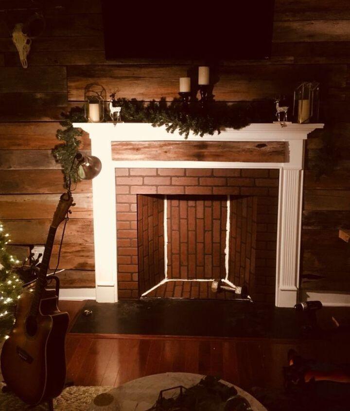 40 fireplace update