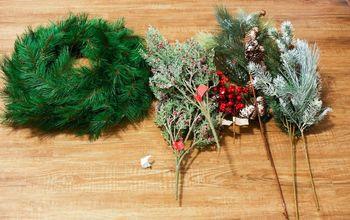 diy christmas wreath