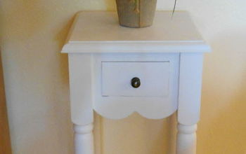 DIY Beyond Paint Small Table Makeover