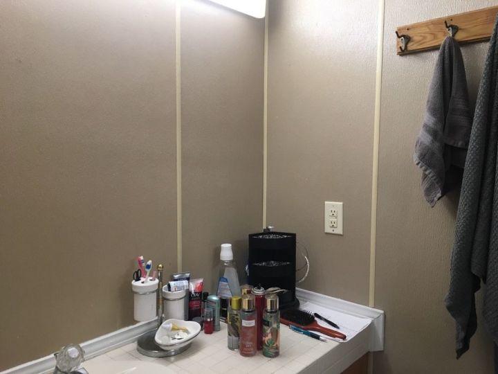 q paint bathroom