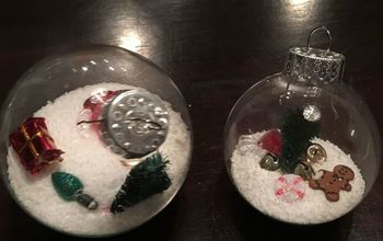easy and beautiful christmas ornament diy