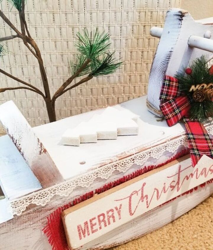 s 19 diy christmas decor ideas that ll rock your holiday, Got upcycles on the mind Look no further
