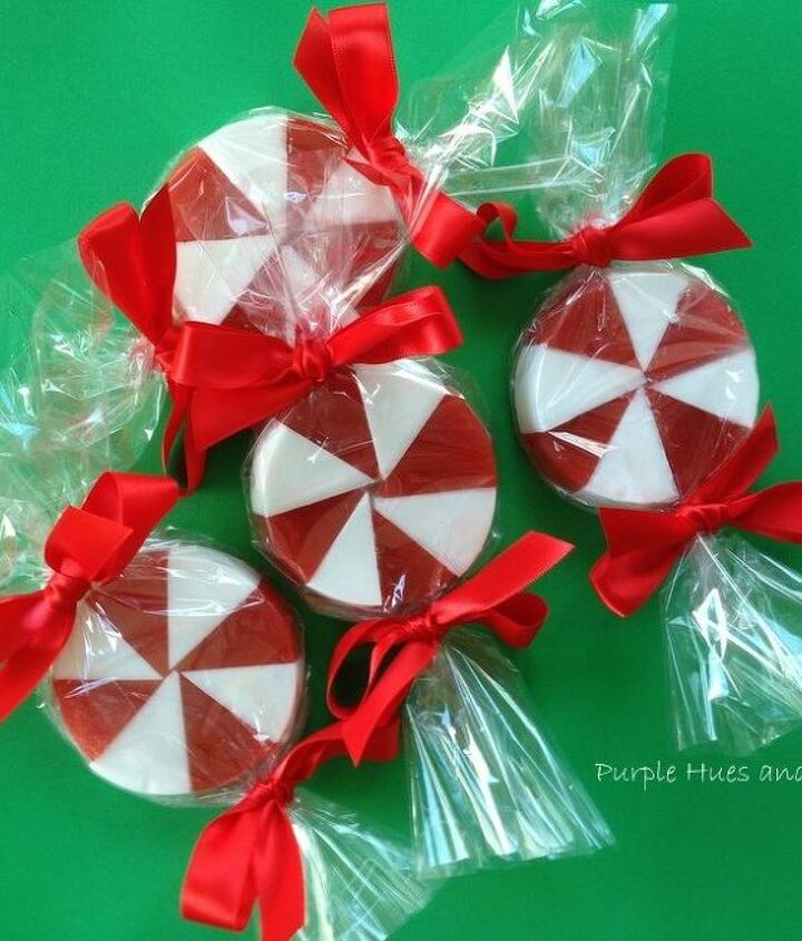 how to make peppermint candy soap