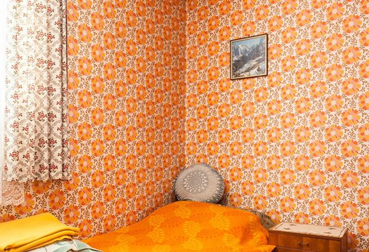 Can I Paint Over Wallpaper Hometalk