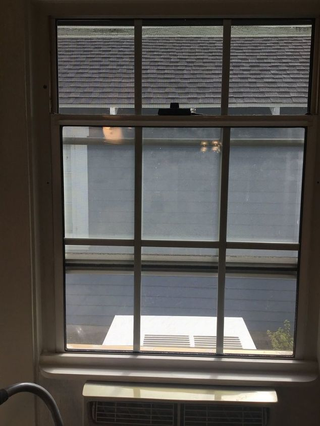 q how to clean windows