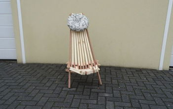 How To Make a Folding Lawn Chair