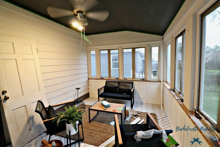 a sunroom retreat a 6 week makeover
