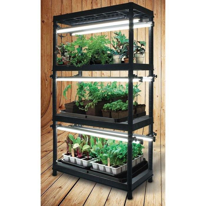q diy attractive plant lights
