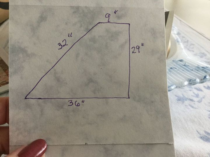 q how do you make a triangular pantry efficient