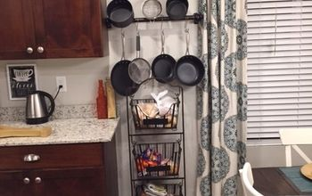 pot rack re do