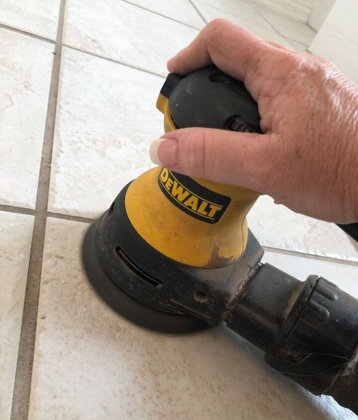 s how to paint a faux tile floor, How to Paint a Faux Tile Floor