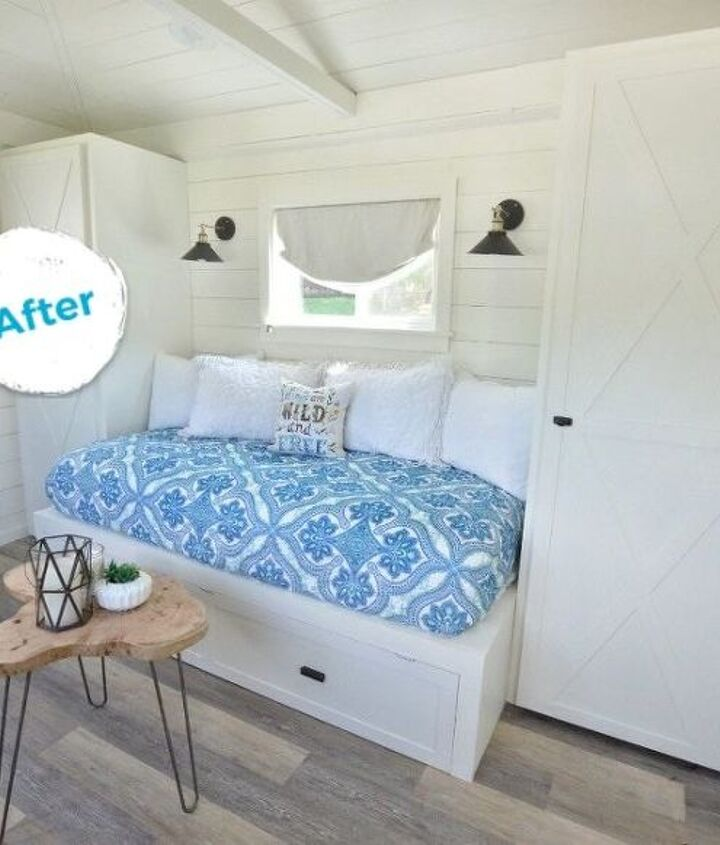 s guest room makeover edition, The AFTER