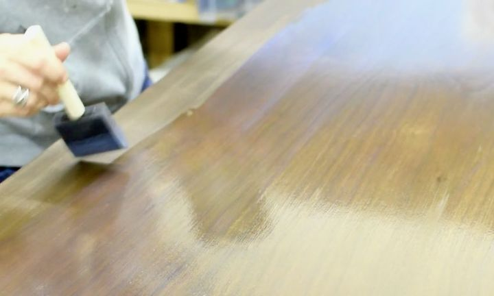 staining with no stripping
