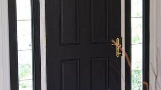 How do I paint interior doors? | Hometalk