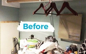 Laundry Room Edition: The Budget Makeover