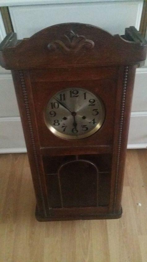 q refurbish my old clock
