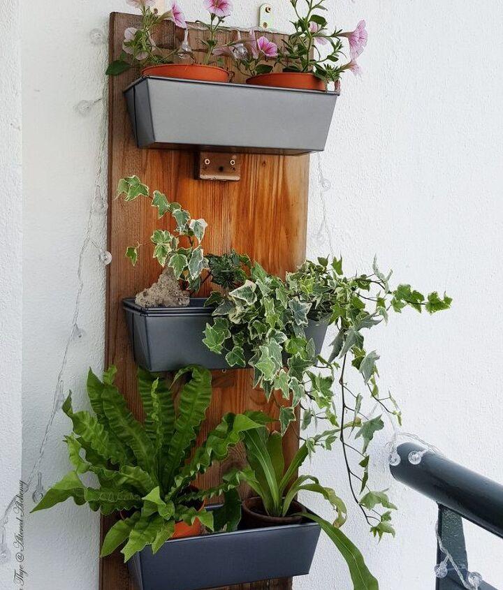 s my bohemian balcony makeover built a mini de, My Bohemian Balcony Makeover Built a Mini De