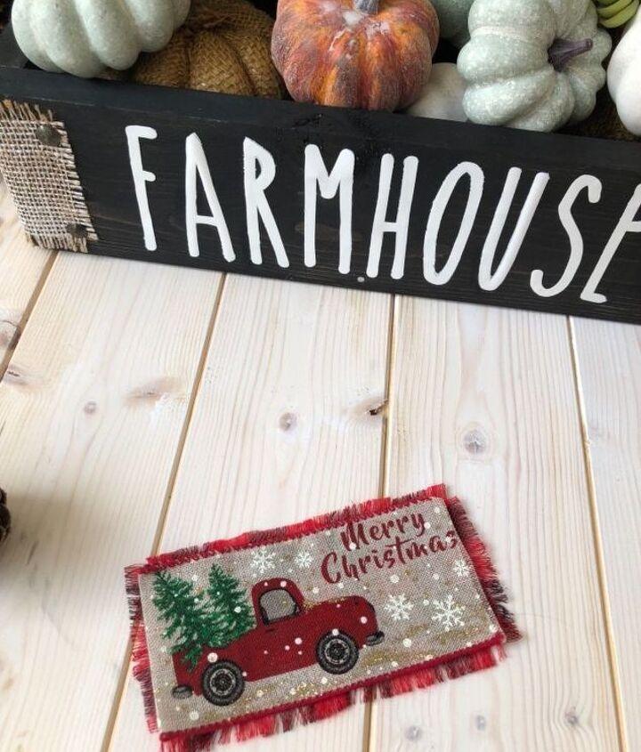 farmhouse box