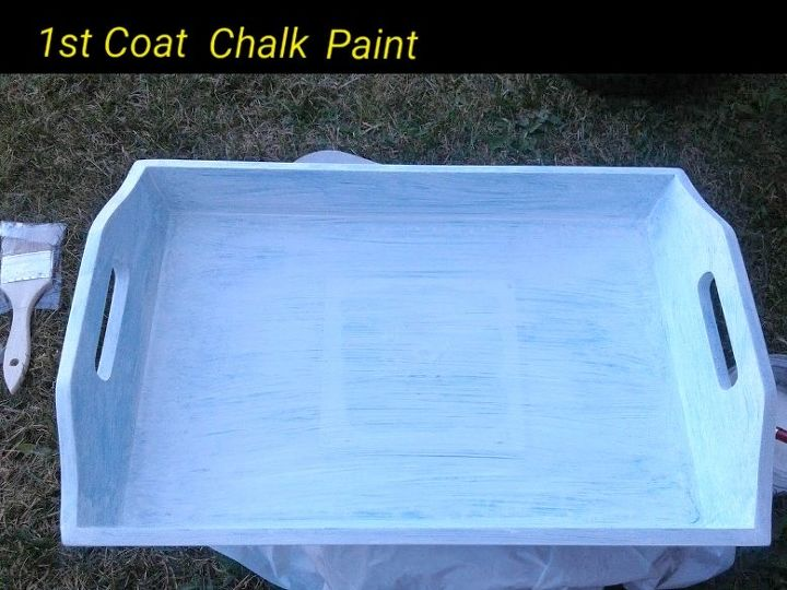 paint makeovers for thrift finds