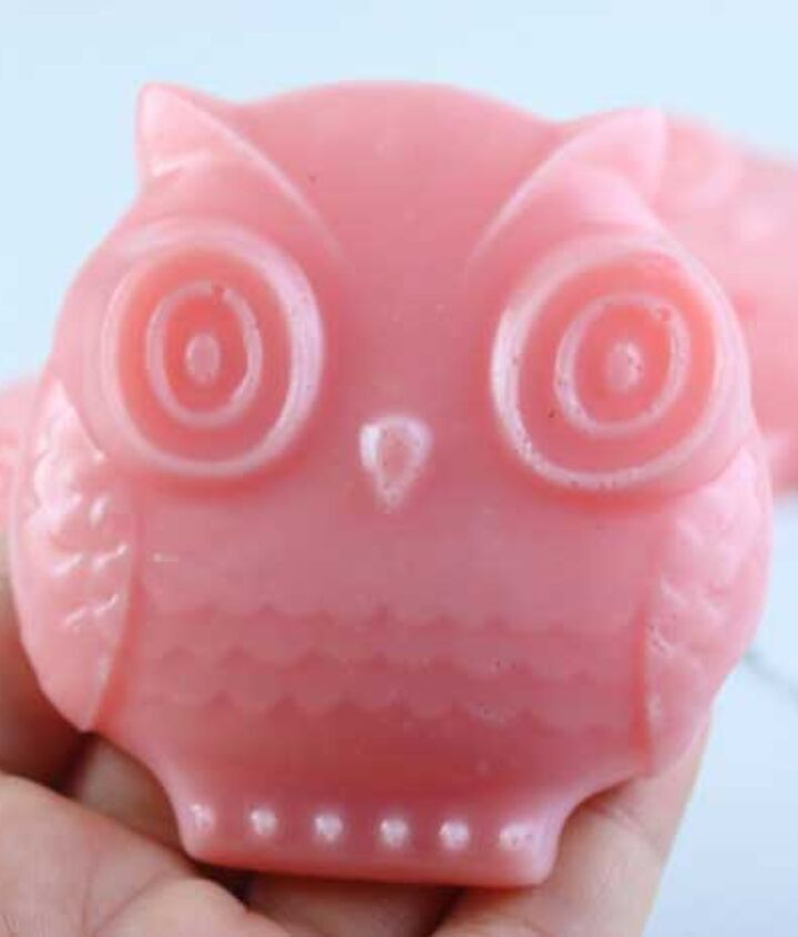 shower jelly soap