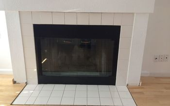 q ideas on what to do with fireplace