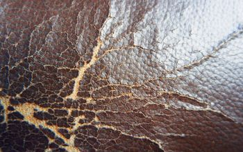 q how to fix leather couch is peeling