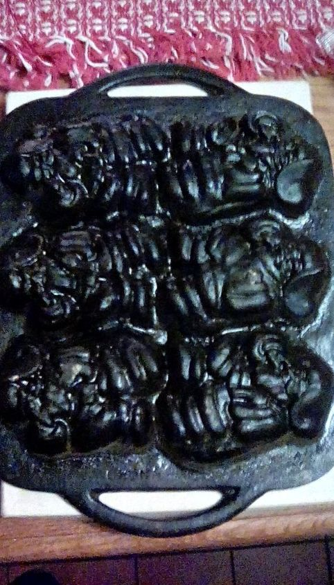 q how can i safely remove shellac from cast iron cookie cutters