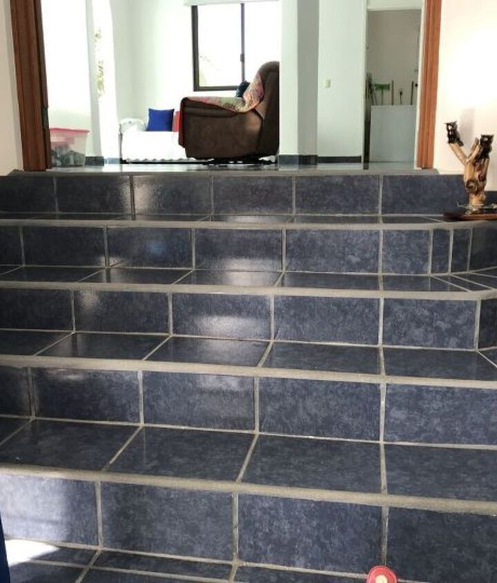 q how do i keep our floor tiles from lifting