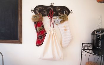Beginner Santa Sack Sewing Project