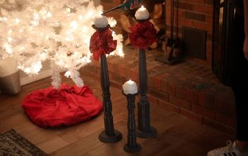diy holiday pottery barn candlesticks