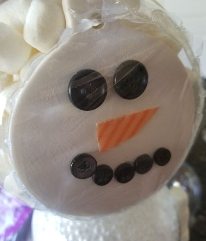 astronaut snowman kids craft