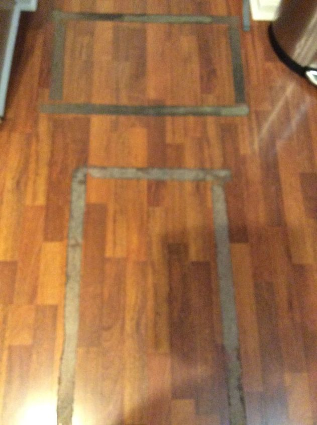 q how to remove double sided carpet tape on lanolin kitchen floor
