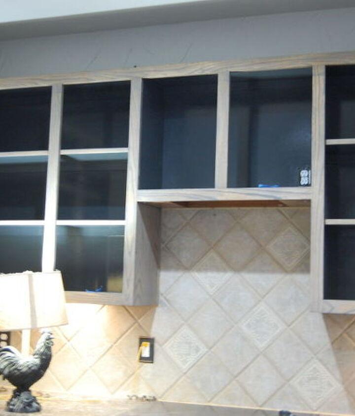 kitchen cabinet interiors