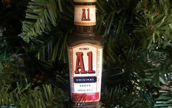 A-1 Sauce Christmas Ornament