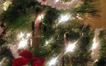 Easy Crocheted Christmas Garland