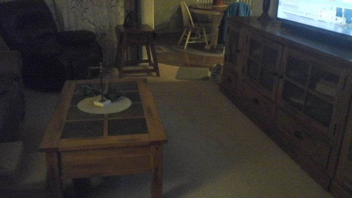q how to pick a coffee table to soften the living room