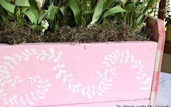3 creative ways to decorate a simple planter