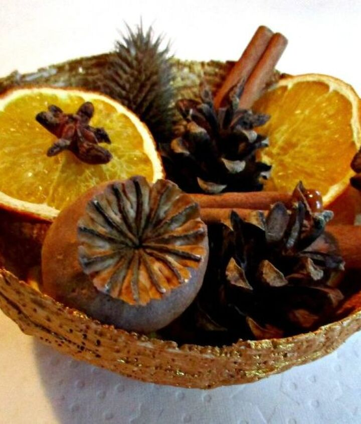 how to make an easy modroc christmas bowl