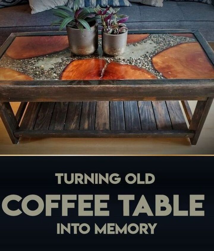 Old Coffee Table Into Memory (Clök Concept)