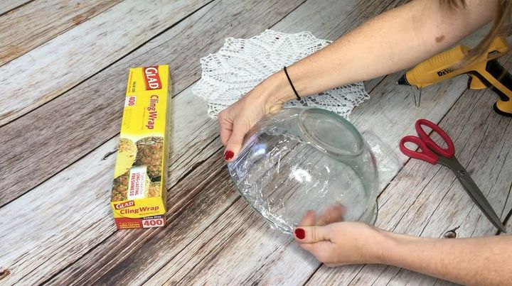 how to upcycle lace