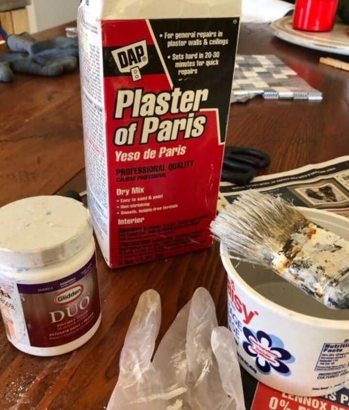 Mixing my own chalk paint
