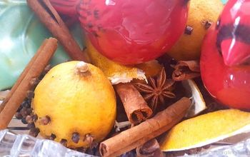 DIY All Natural Potpourri
