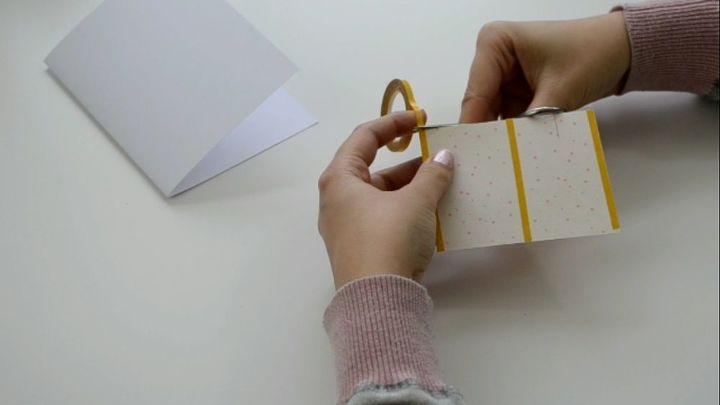 how to make a shaker card birthday card