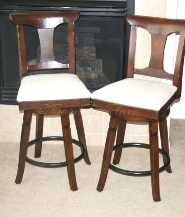 Reupholster a Dining Chair (Barn Tree Place)