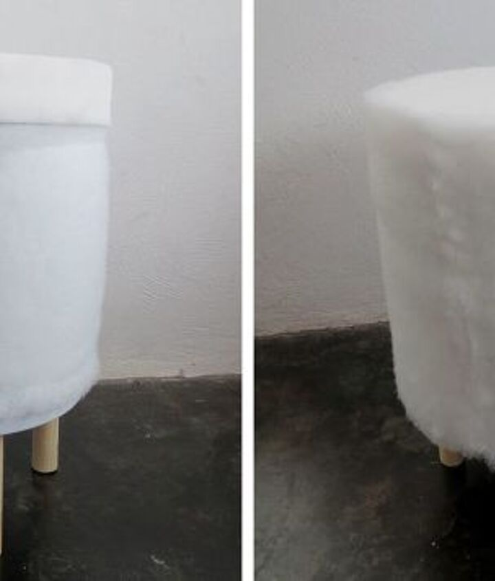 how to make a stool with a bucket