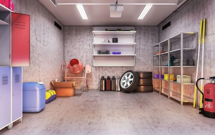 7 Diy Garage Storage Ideas You Can Use Right Now Hometalk