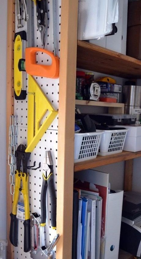 garage storage shelves (Engineer Your Space)