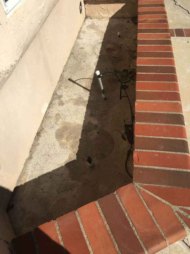q how do i fill these concrete troughs
